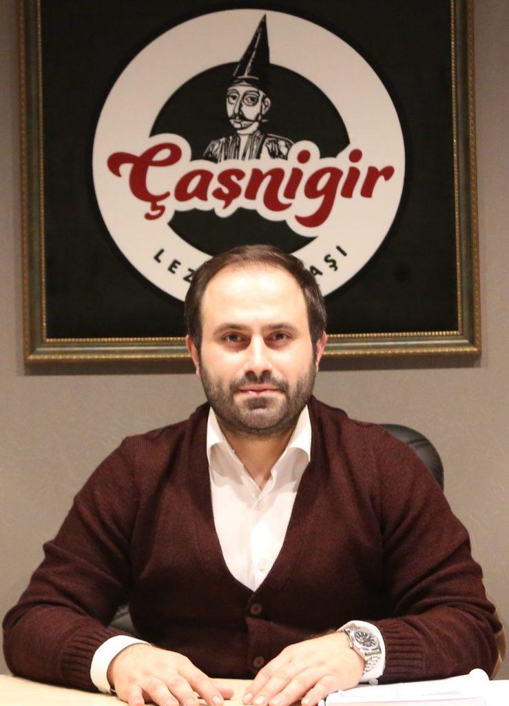 Ahmet Yığmatepe / Çaşnigir